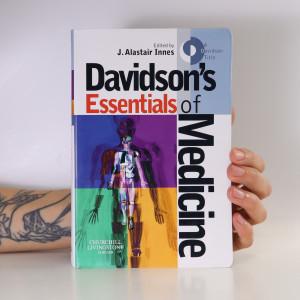 náhled knihy - Davidson's essentials of medicine