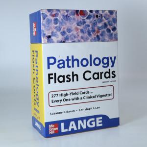 náhled knihy - Lange Pathology Flash Cards