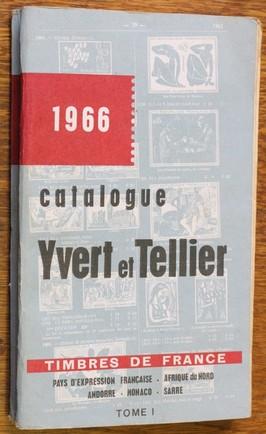 náhled knihy - Catalogue de timbres - poste - Soixante- dixiéme année