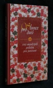 náhled knihy - Slunce pro duši : 100 moudrých příběhů pro potěšení