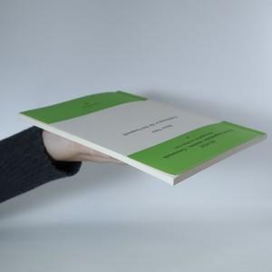 antikvární kniha Einführung in die Zeit-Linguistik (věnování), 1991