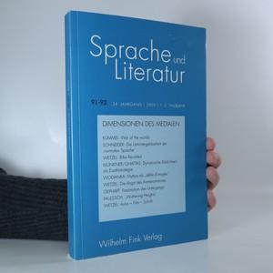 náhled knihy - Sprache und Literatur