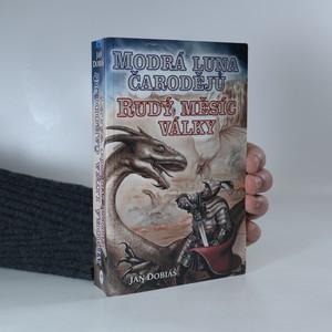 náhled knihy - Modrá luna čarodějů, rudý měsíc války