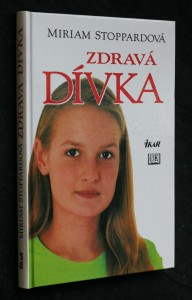 náhled knihy - Zdravá dívka
