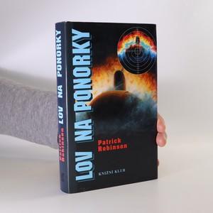 náhled knihy - Lov na ponorky