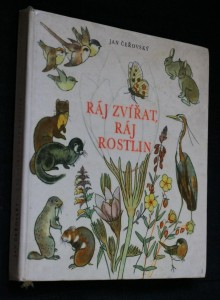 náhled knihy - Ráj zvířat, ráj rostlin