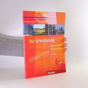 náhled knihy - Zur Orientierung. Basiswissen Deutschland