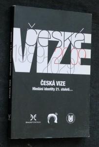 náhled knihy - Česká vize : hledání identity 21. století...