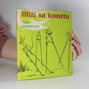 náhled knihy - Blíži sa kométa