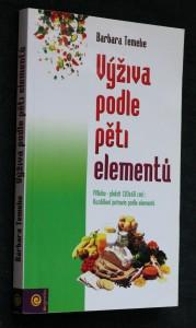 náhled knihy - Výživa podle pěti elementů