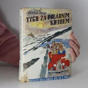 náhled knihy - Tygr za polárním kruhem