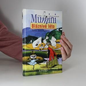 náhled knihy - Mumini. Bláznivé léto