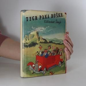 náhled knihy - Tygr pana Boška