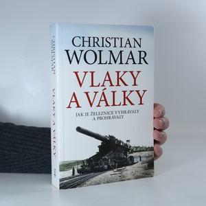 náhled knihy - Vlaky a války