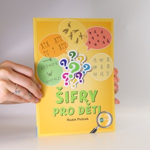 náhled knihy - Šifry pro děti