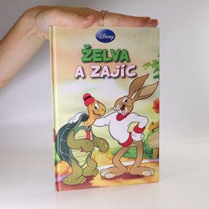 náhled knihy - Želva a zajíc