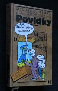 náhled knihy - Povídky, aneb, Nechci slevu zadarmo