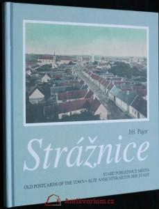 náhled knihy - Strážnice: Staré pohlednice města