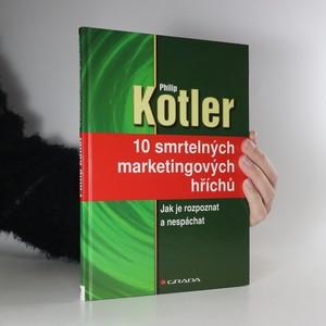 náhled knihy - 10 smrtelných marketingových hříchů. Jak je rozpoznat a nespáchat