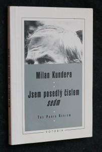 náhled knihy - Interview s Milanem Kunderou