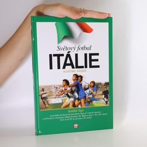 náhled knihy - Světový fotbal. Itálie.