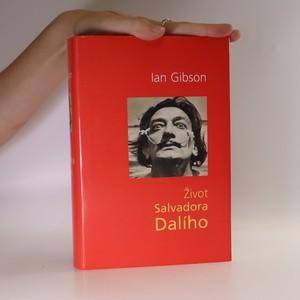 náhled knihy - Život Salvadora Dalího