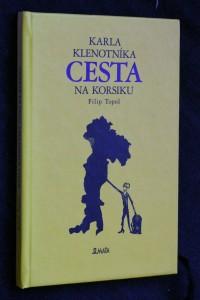 náhled knihy - Karla Klenotníka cesta na Korsiku