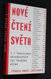 náhled knihy - Feminismus devadesátých let českýma očima