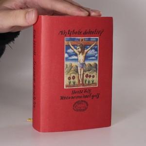 náhled knihy - Můj ty Bože dobrotivý