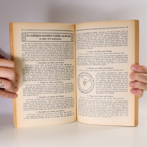 antikvární kniha Astrologischer kalender für das Jahr 1939, neuveden