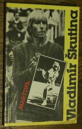náhled knihy - Martina : z Řevnic na wimbledonský trůn : neautorizovaný životopis