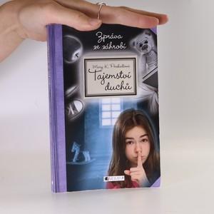 náhled knihy - Tajemství duchů. Zpráva ze záhrobí.
