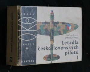 náhled knihy - Letadla československých pilotů 1
