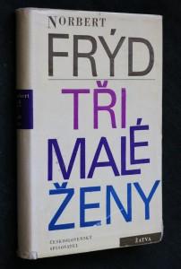 náhled knihy - Tři malé ženy : tři malé romány