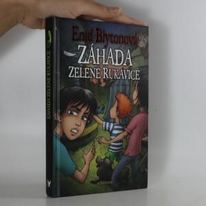 náhled knihy - Záhada zelené rukavice