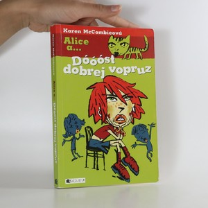 náhled knihy - Alice a ...Dóóóst dobrej vopruz