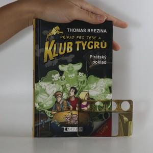 náhled knihy - Případ pro tebe a Klub Tygrů. Pirátský poklad