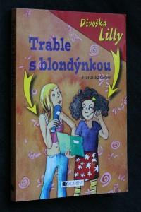 náhled knihy - Trable s blondýnkou