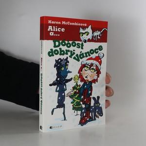 náhled knihy - Alice a... Dóóóst dobrý Vánoce