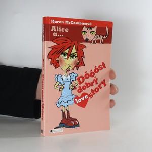 náhled knihy - Alice a... Dóóóst dobrý lovestory