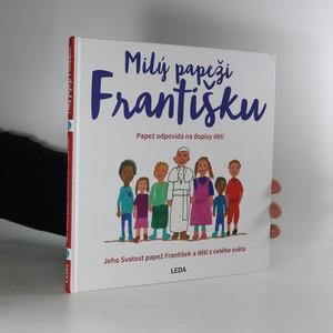 náhled knihy - Milý papeži Františku