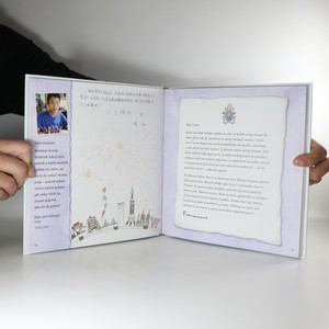 antikvární kniha Milý papeži Františku, 2016