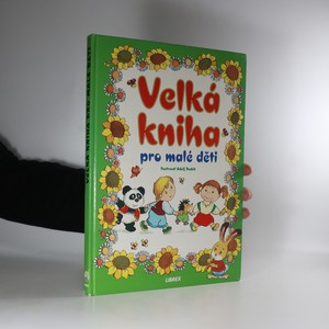 náhled knihy - Velká kniha pro malé děti (místy pomalovaná)