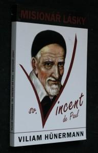 náhled knihy - Sv. Vincent de Paul: misionář lásky