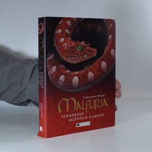 náhled knihy - Malfuria. Strážkyně mlžných kamenů