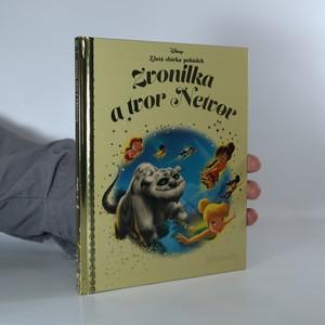náhled knihy - Zvonilka a tvor Netvor
