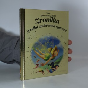 náhled knihy - Zvonilka a velká záchranná výprava