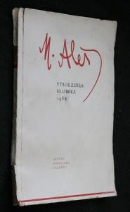 náhled knihy - M. Aleš - výbor z díla - Hluboká 1962 : Katalog výstavy