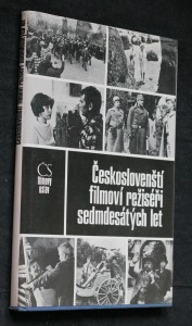 náhled knihy - Českoslovenští filmoví režiséři sedmdesátých let