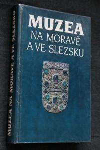 náhled knihy - Muzea na Moravě a ve Slezsku